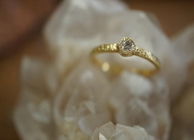 Verlovingsring Murti