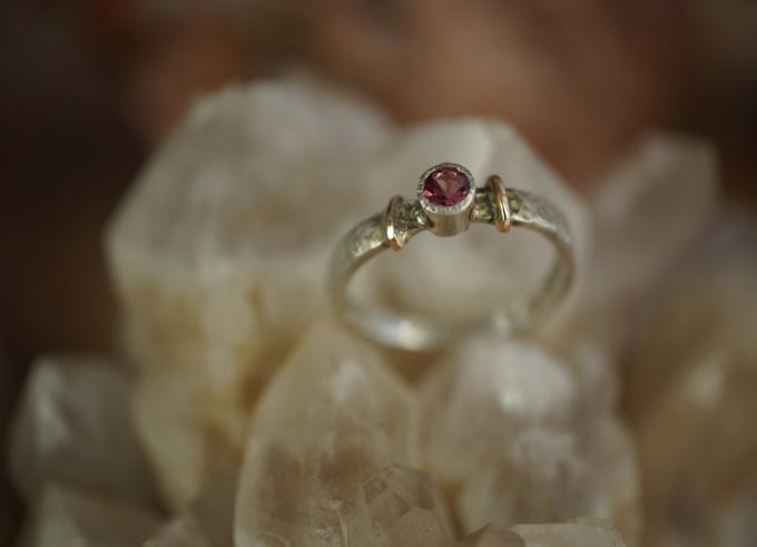 Ringen zilver en goud 7
